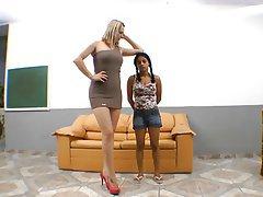 Brazil, Femdom, Foot Fetish