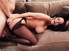 Asian, Big Ass, Big Tits, Ebony