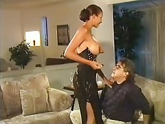 Big Boobs, Cunnilingus, Face Sitting, Femdom