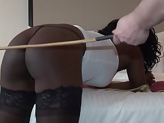 BDSM, Old and Young, Skinny, Spanking