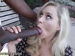 Big Boobs, Blowjob, Hardcore, Interracial