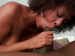 Hairy, MILF, Massage, Black