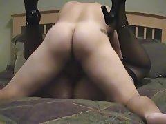 Amateur, Nerd, Stockings, Wife