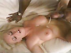 Big Cock, Blonde, Interracial, Vintage