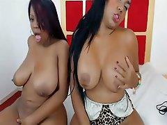 Webcam, Amateur, Big Boobs, Big Nipples