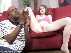 Babe, Ebony, Feet, Teen