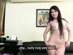 Babe, Big Cock, Ebony, Blowjob