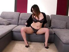 Asian, Babe, Big Ass, Big Tits