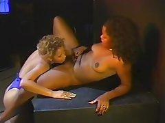 Cunnilingus, Lesbian, Pornstar